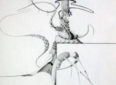 Fonds d'écran Art - Crayon Image sans titre N°259528