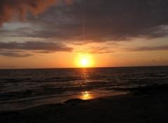 Fonds d'écran Nature coucher de soleil sur sorlock