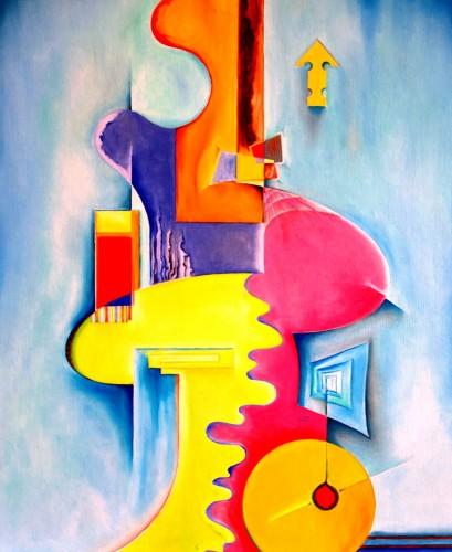 Fonds d'écran Art - Peinture Abstrait Wallpaper N°259572