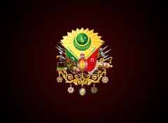 Wallpapers Digital Art Ottoman  coat of arms