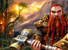 Wallpapers Fantasy and Science Fiction Gimli