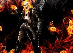 Wallpapers Comics Ghost Rider