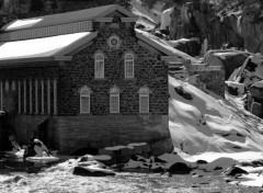 Fonds d'écran Constructions et architecture veille pulperie a Chicoutimi