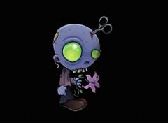 Fonds d'écran Art - Numérique zombie