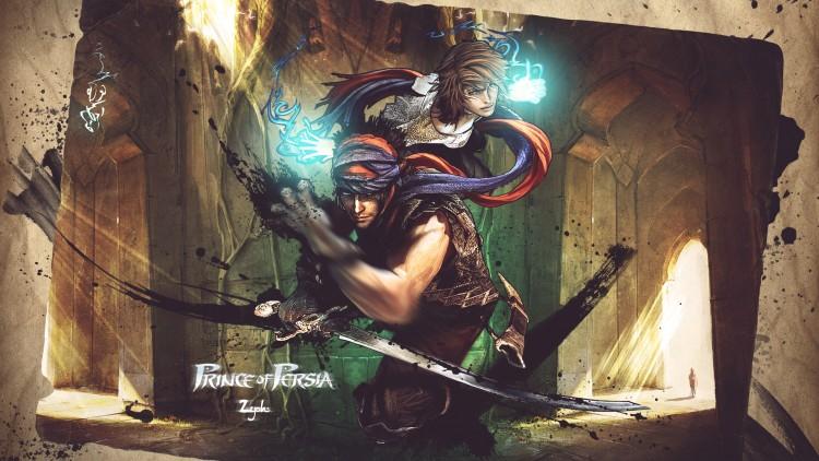Fonds d'écran Jeux Vidéo Prince of Persia Prince Of Persia