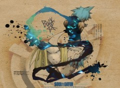 Wallpapers Manga Black Star