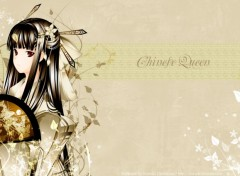 Wallpapers Manga Chinese Queen
