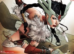 Fonds d'écran Comics et BDs sif