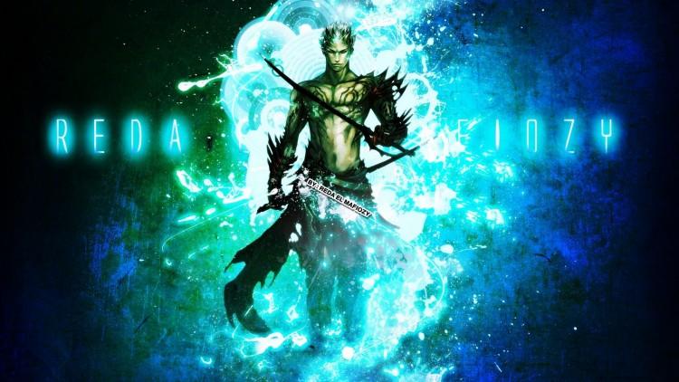 Fonds d'écran Fantasy et Science Fiction Démons - Enfer Le demon du ciel