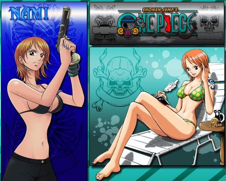 Fonds d'écran Manga One Piece Wallpaper N°260308