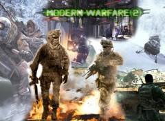 Wallpapers Video Games Modern Warfare 2