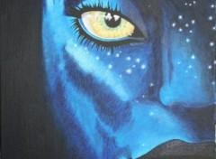 Fonds d'écran Art - Peinture Neytiri