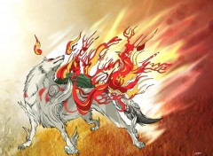 Wallpapers Video Games okami