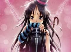 Fonds d'écran Manga Just Play Music