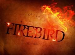Fonds d'écran Art - Numérique Fire Bird