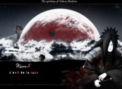 Wallpapers Manga The uprising of Uchiwa Madara