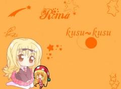 Fonds d'écran Manga rima et kusu kusu