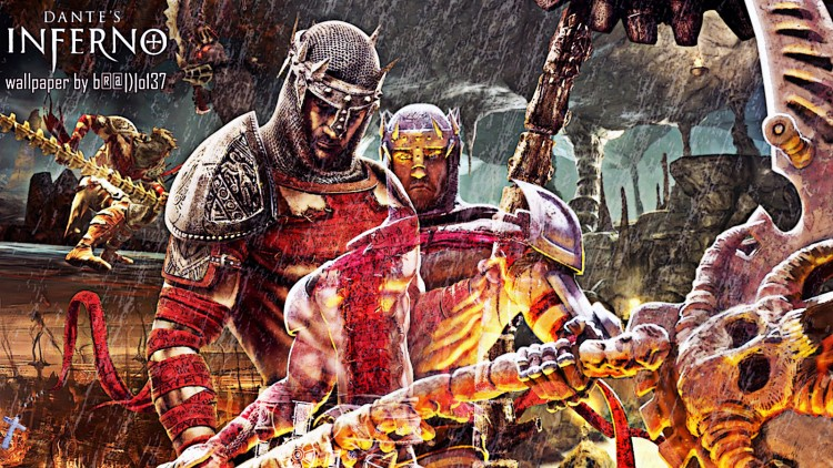 Wallpapers Video Games Wallpapers Dante S Inferno Dante S