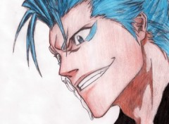 Wallpapers Art - Pencil Grimmjow Jeagerjaques