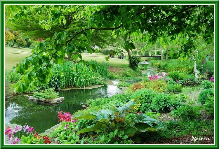 Fonds D Ecran Nature Fonds D Ecran Fleuves Rivieres Torrents Jardin De Printemps Par Pablo37 Hebus Com