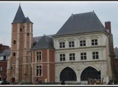 Wallpapers Constructions and architecture Logis du Roi et Maison du Sagittaire à Amiens (80)