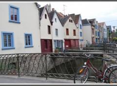 Wallpapers Trips : Europ Amiens (80) Quartier St-Leu