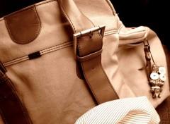 Fonds d'écran Objets Trip Bag