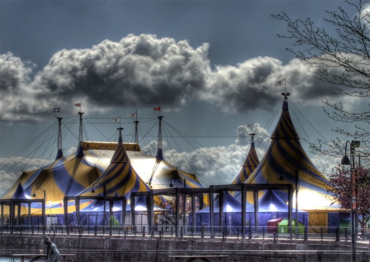 Wallpapers Trips : North America Canada Cirque du soleil