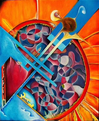 Fonds d'écran Art - Peinture Surréalisme - Symbolisme - Onirisme OCTANTIS