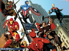 Wallpapers Comics avengers