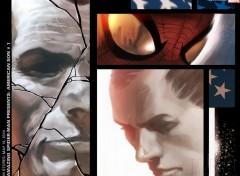 Fonds d'écran Comics et BDs spider man dark reign
