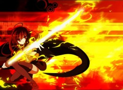 Fonds d'écran Manga Shana