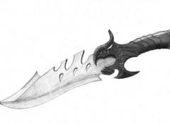 Wallpapers Art - Pencil Couteau