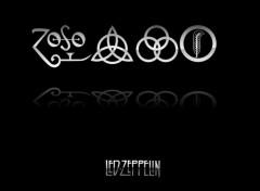 Fonds d'écran Musique Led Zeppelin - IV