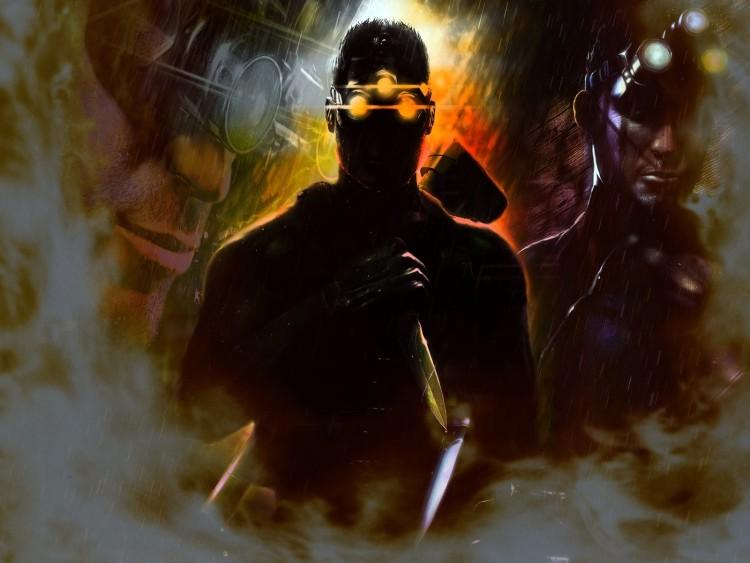 Fonds d'écran Jeux Vidéo Splinter Cell : Chaos Theory Wallpaper N°262456