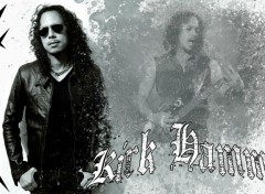 Wallpapers Music Kirk Hammett