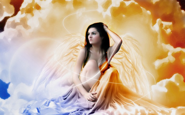 Wallpapers Fantasy and Science Fiction Angels the Angel