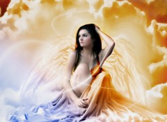 Wallpapers Fantasy and Science Fiction the Angel
