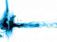 Fonds d'écran Art - Numérique BLUE MERMAID