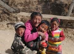 Wallpapers Trips : Asia Chine , Sichuan , Kam, région du Tibet oriental