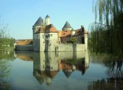 Fonds d'écran Voyages : Europe Chateau d'Olhain