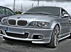 Wallpapers Cars BMW 330 Ci SMG2 HDR