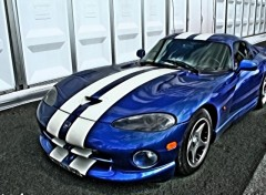 Wallpapers Cars Dodge Viper GTS hdr