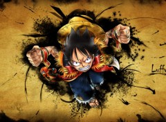 Fonds d'écran Manga Luffy
