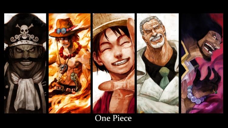 Fonds d'écran Manga One Piece One piece