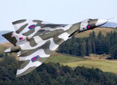Wallpapers Planes Avro Vulcan