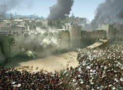 Fonds d'écran Cinéma The Siege of Jerusalem