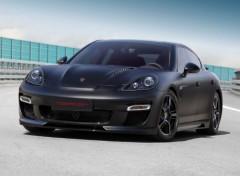Wallpapers Cars Porsche Panamera Tuning