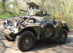 Fonds d'écran Transports divers Ferret Scout Car