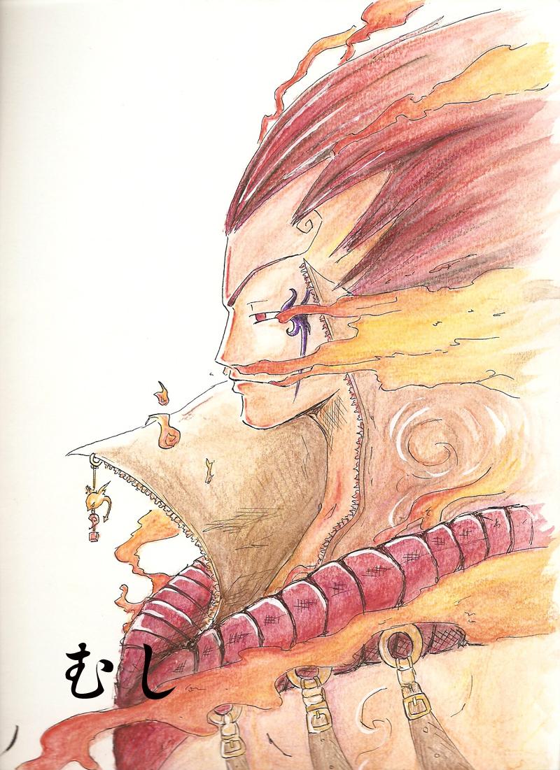 Wallpapers Art - Pencil Manga - Dreamland Seigneur du Feu